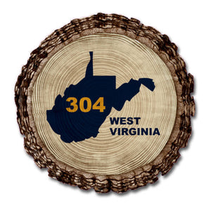 304 WV State Magnet