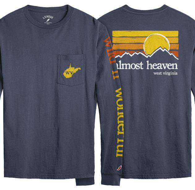 Almost Heaven Long Sleeve