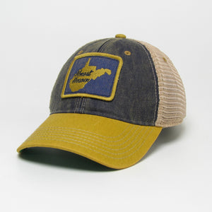 Almost Heaven WV Trucker Hat