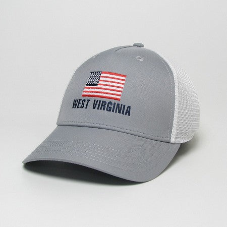 Cool Fit USA Flag Hat