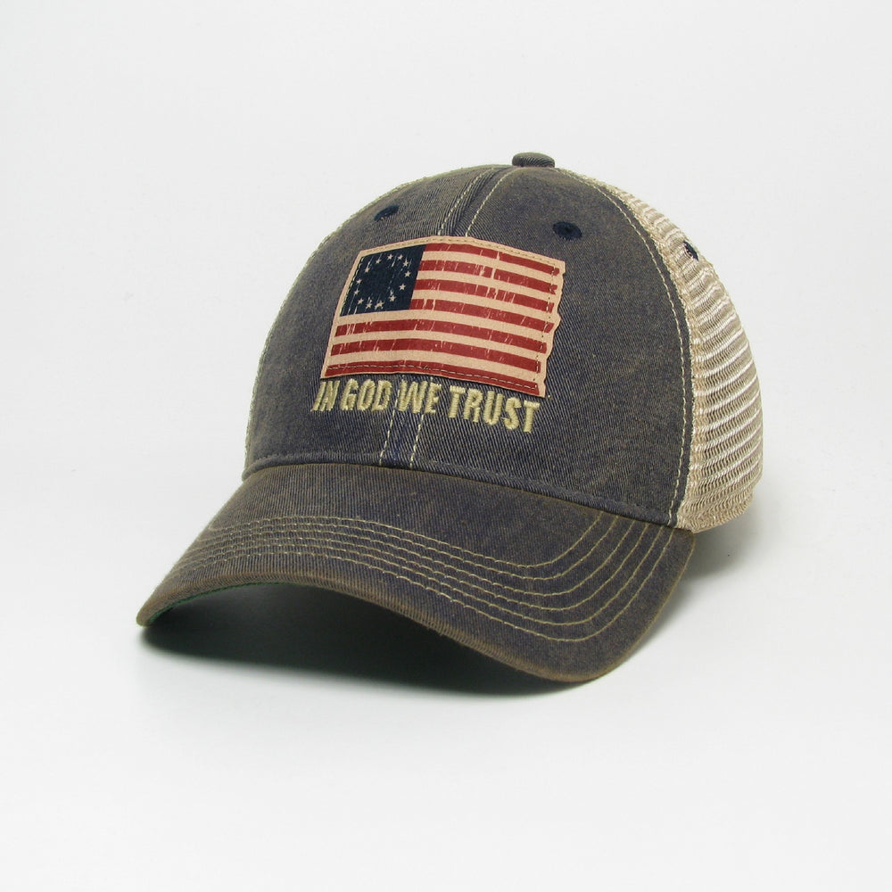 In God We Trust Trucker