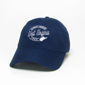 Cool Fit Oval WV Trucker Hat