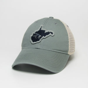Relaxed Twill Fly WV Trucker Hat