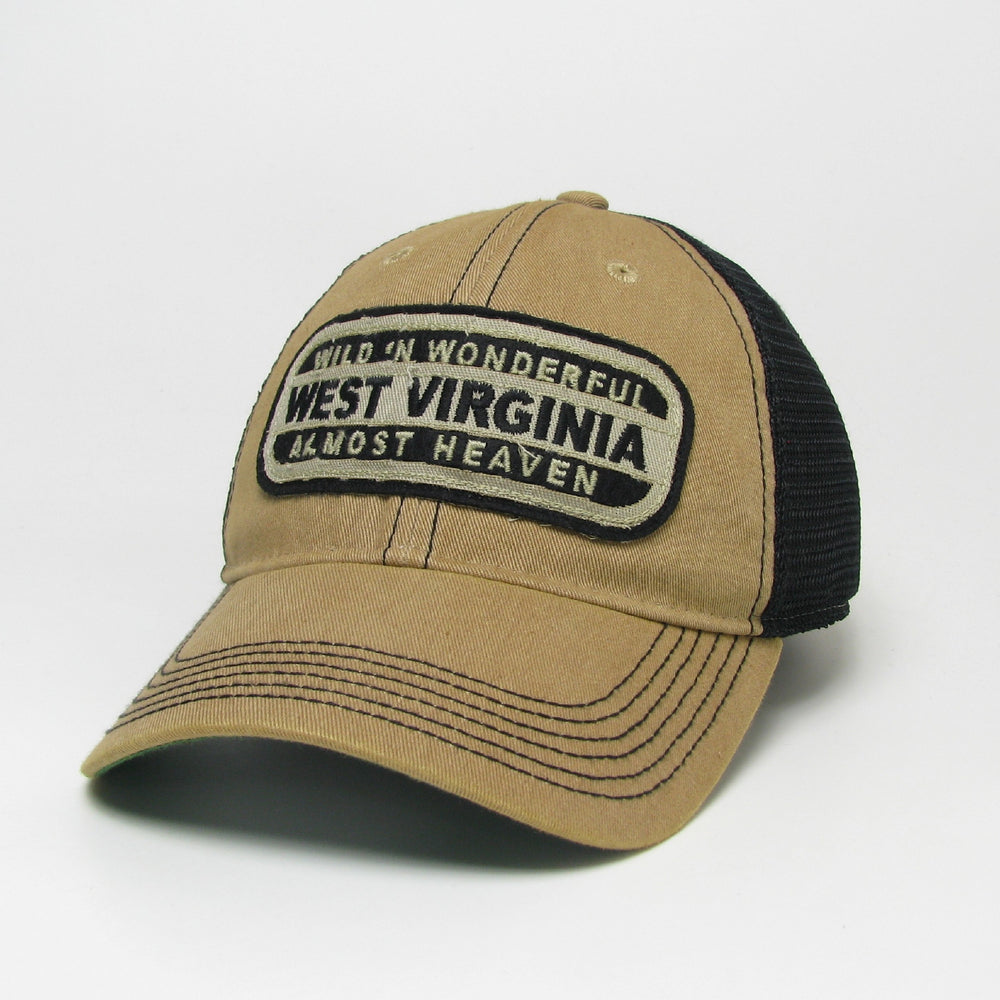 WV Wild N' Wonderful Old Fav Trucker