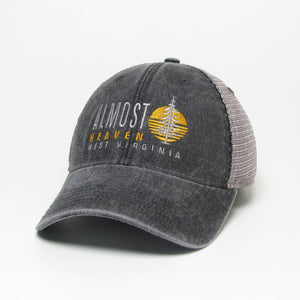 Almost Heaven Dashboard Trucker
