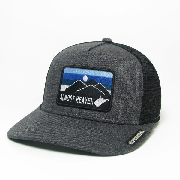 Almost Heaven Roadie Trucker