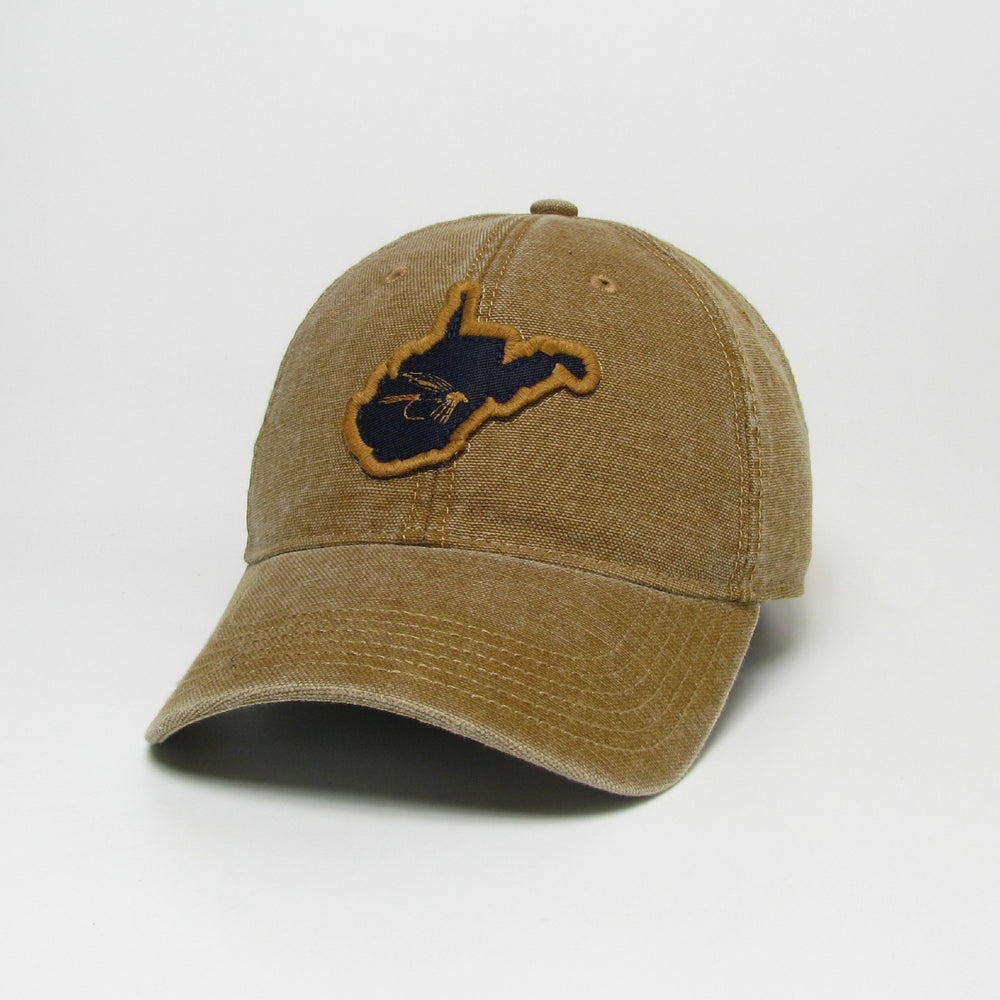 Fish Fly WV Dashboard Trucker Hat