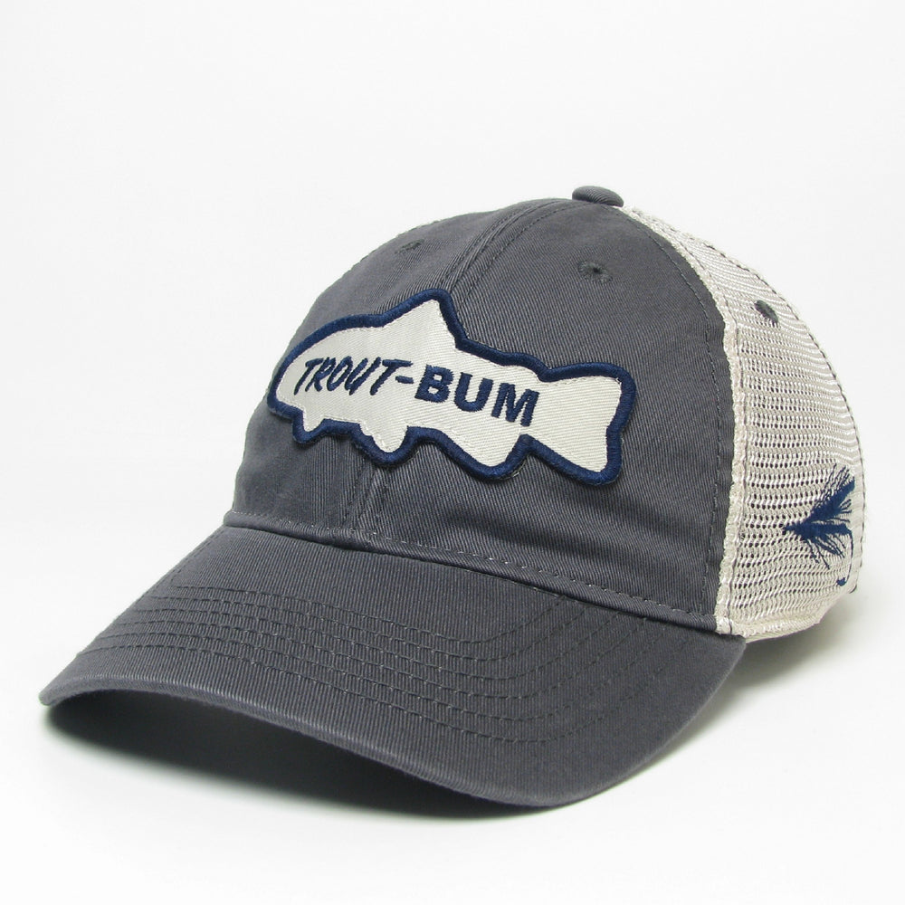 Trout Bum Trucker Hat