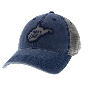 West By God Trucker Hat