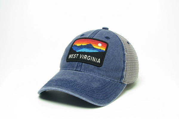 WV Horizon Trucker Hat
