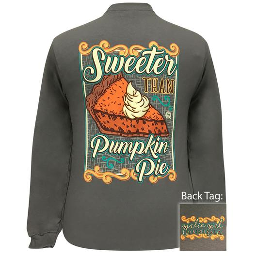 Sweeter Than Pumpkin Pie L/S