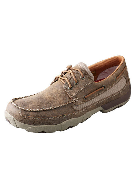Men's Boat Shoe Driving Moc