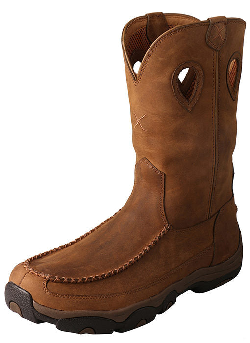 Men's Waterproof Pull-On Hiker Boot