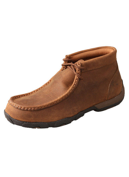Women's Waterproof Driving Moc