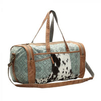 Floral Print Travel Bag