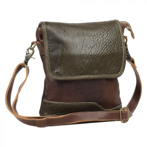 Emerald Shade Small Crossbody