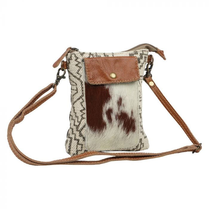 Vuera Rivet Small Crossbody