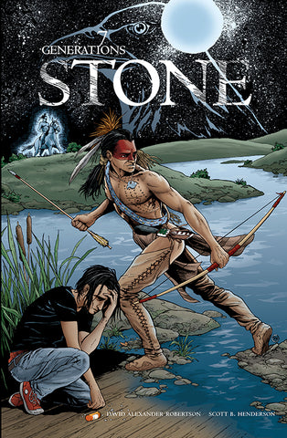 7 Generations Book 1: Stone