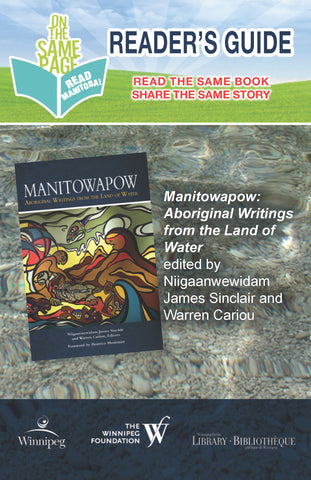 Reader's Guide for Manitowapow : Aboriginal Writings from the Land of Water