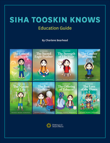 Siha Tooskin Knows: Education Guide