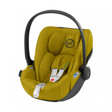 Laden Sie das Bild in den Galerie-Viewer, Cybex Autositz Cloud Z i-Size Plus Mustard Yellow