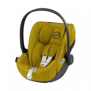 Cybex Autositz Cloud Z i-Size Plus Mustard Yellow