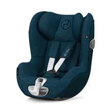 Laden Sie das Bild in den Galerie-Viewer, Cybex Autositz Sirona Z i-Size Plus Mountain Blue