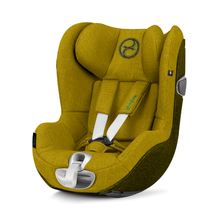 Laden Sie das Bild in den Galerie-Viewer, Cybex Autositz Sirona Z i-Size Plus Mustard Yellow