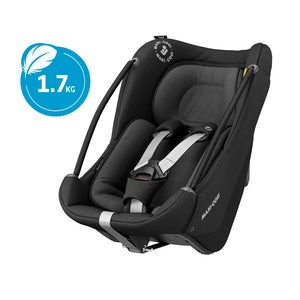 Maxi-Cosi Autositz Coral i-Size Essential Black Soft Carrier