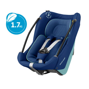 Maxi-Cosi Autositz Coral Essential Blue Soft Carrier