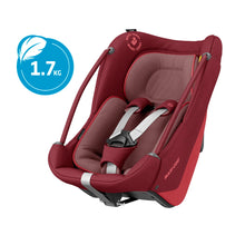 Laden Sie das Bild in den Galerie-Viewer, Maxi-Cosi Autositz Coral i-Size Essential Red Soft Carrier