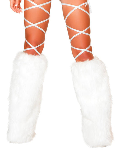 "Buy 100"" Solid Thigh Wraps from RomaRetailShop for 7.90 with Same Day Shipping Designed by Roma Costume 3021-Wht-O/S"