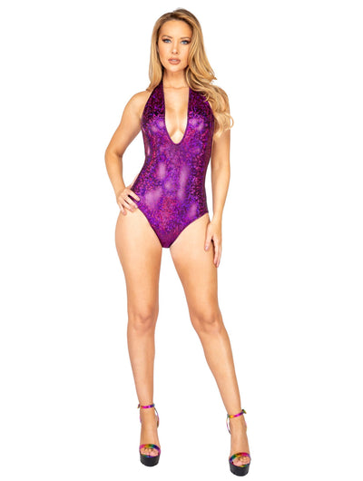 Buy 1pc Romper with Keyhole Butt from RomaRetailShop for 48.99 with Same Day Shipping Designed by Roma Costume 3831-PP-S