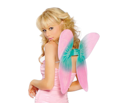 Buy Pixie Tinkerbell Wings from RomaRetailShop for 1.99 with Same Day Shipping Designed by Roma Costume 4459-AS-O/S
