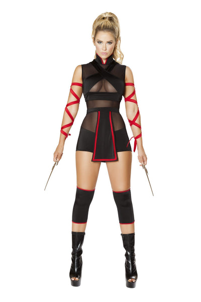 Buy 3pc Ninja Striker from RomaRetailShop for 68.99 with Same Day Shipping Designed by Roma Costume 4677-AS-S