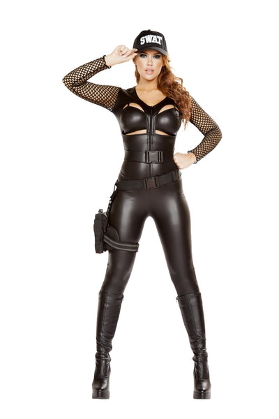 Buy 2pc Squad Leader from RomaRetailShop for 38.99 with Same Day Shipping Designed by Roma Costume 4683-AS-S