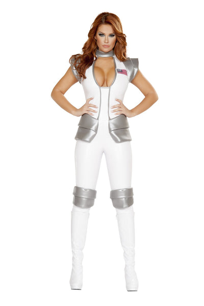 Buy 1pc Astronaut Commander from RomaRetailShop for 39.00 with Same Day Shipping Designed by Roma Costume 4737-AS-S