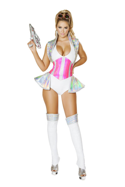 Buy 1pc Space Alien Buster Costume from RomaRetailShop for 49.99 with Same Day Shipping Designed by Roma Costume 4740-AS-S