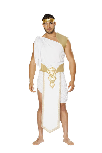 Buy 3pc Greek God Costume from RomaRetailShop for 69.99 with Same Day Shipping Designed by Roma Costume 4747-AS-S/M