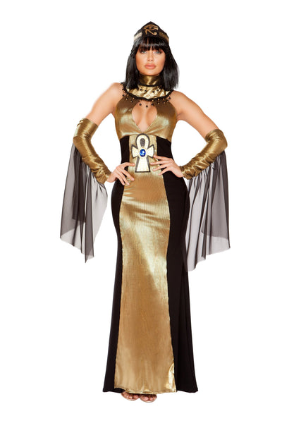Buy 4pc The Ruler of Egypt from RomaRetailShop for 89.99 with Same Day Shipping Designed by Roma Costume 4930-AS-S