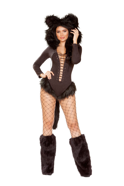 Buy 1pc Vicious Cat from RomaRetailShop for 78.99 with Same Day Shipping Designed by Roma Costume 4943-AS-S