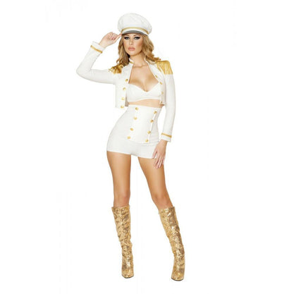 Buy 3pc Sultry Sailor Babe Costume from RomaRetailShop for 78.99 with Same Day Shipping Designed by Roma Costume 4521-AS-S