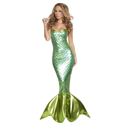 Buy 1pc Sexy Sea Creature Mermaid Costume from RomaRetailShop for 99.99 with Same Day Shipping Designed by Roma Costume, Inc. 4577-AS-S
