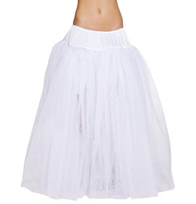 Buy Full Length White Petticoat from RomaRetailShop for  with Same Day Shipping Designed by Roma Costume, Inc.