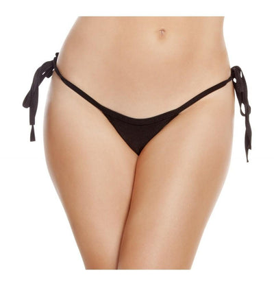 Buy Low Rise Tie Side Bikini Bottom from RomaRetailShop for  with Same Day Shipping Designed by Roma Costume, Inc.