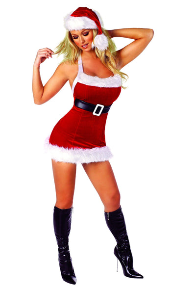 Buy 1pc Chic Santa from RomaRetailShop for 59.00 with Same Day Shipping Designed by Roma Costume C126-AS-S/M