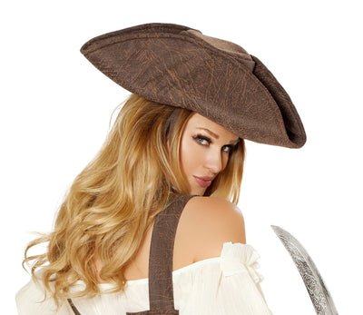 Buy Beautiful Pirate Maiden Hat from RomaRetailShop for  with Same Day Shipping Designed by Roma Costume, Inc.