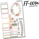 Functional Florals 2-Page Kit: FF-004