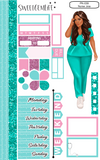 1 Page Kit: Nurse Joia
