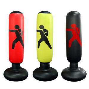 Vertical Inflatable Boxing Bag